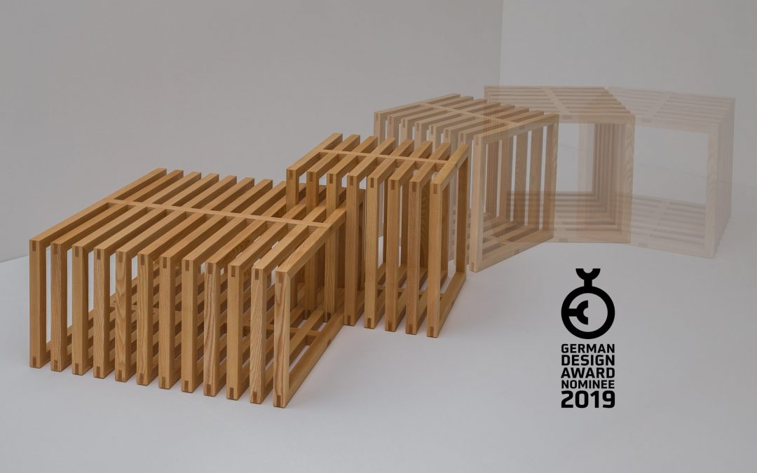 German Design Award 2019 – KABINETT